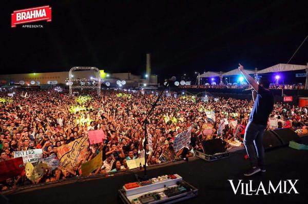 Jorge e Mateus no Villa Mix Festival em Teresina Piauí