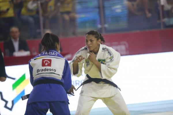 Judoca Sarah Menezes deve assinar com Flamengo-RJ