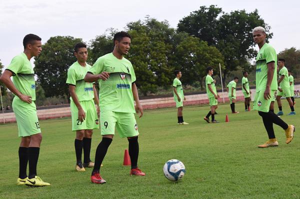 River enfrenta Fortaleza pela semifinal da Copa do Nordeste Sub-20