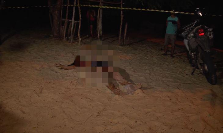 Jovem é assassinada a facadas após festa na Lagoa do Portinho
