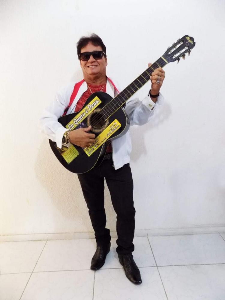 Cantor João Augusto Pernambucano