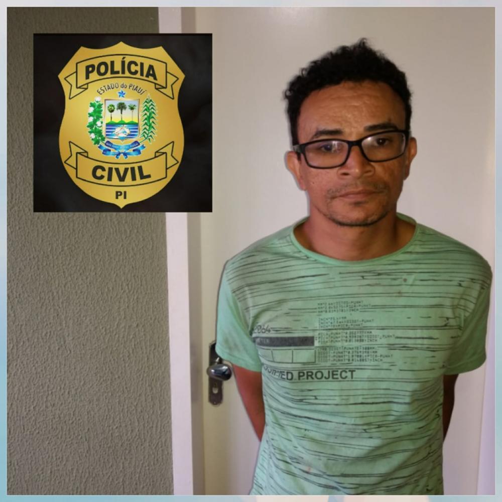 Divulgação/Polícia Civil-Piripiri/PI