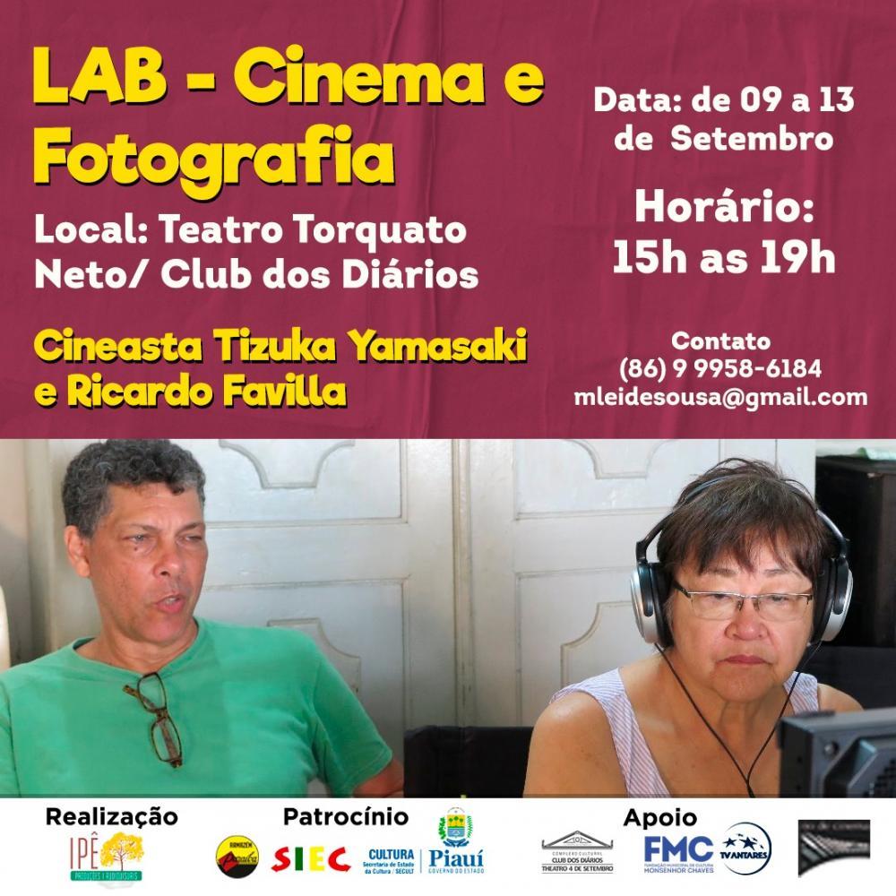 LAB - Cinema e Fotografia