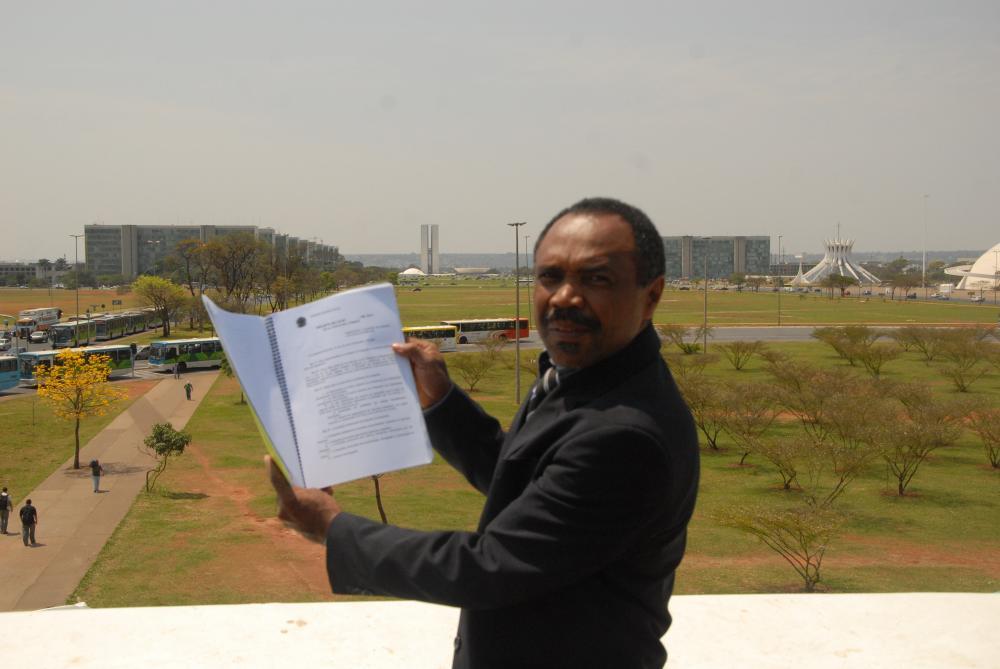 Projeto Fotografo Legal-Brasil, Recebe apoio de Senador e Ex Governador da Bahia.
