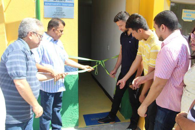 Prefeitura de Porto inaugura CREAS que vai ofertar apoio e acompanhamento às famílias portuenses