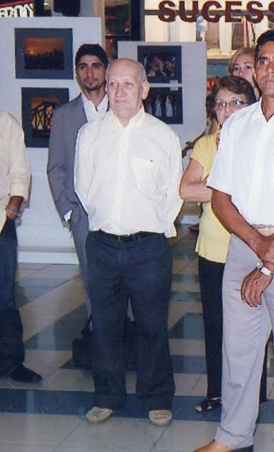 Morrer em Teresina o Fotógrafo Matos da Vila Operaria.