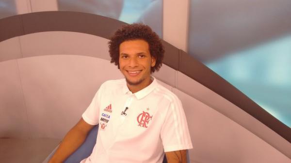 Willian Arão diz que Flamengo está mais preparado para títulos em 2017