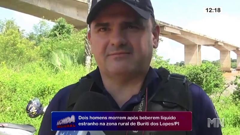 Dois homens morrem após ingerir bebida pensando ser cachaça no Piauí